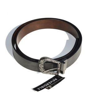 Torrid Reversible Faux Leather Western Belt